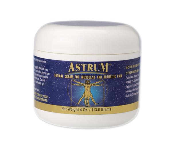 ASTRUM® CREAM - 4 Oz