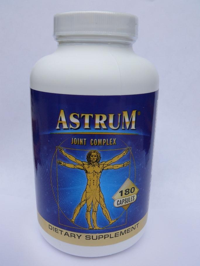 COMPUESTO ASTRUM® PARA ARTICULACIONES + FREE BOTTLE OF ASTRUM® FISH OIL